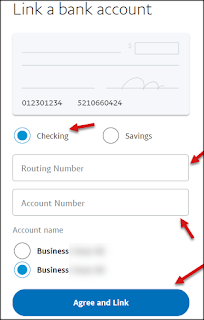 How to Send Money from PayPal to Payoneer Step 3