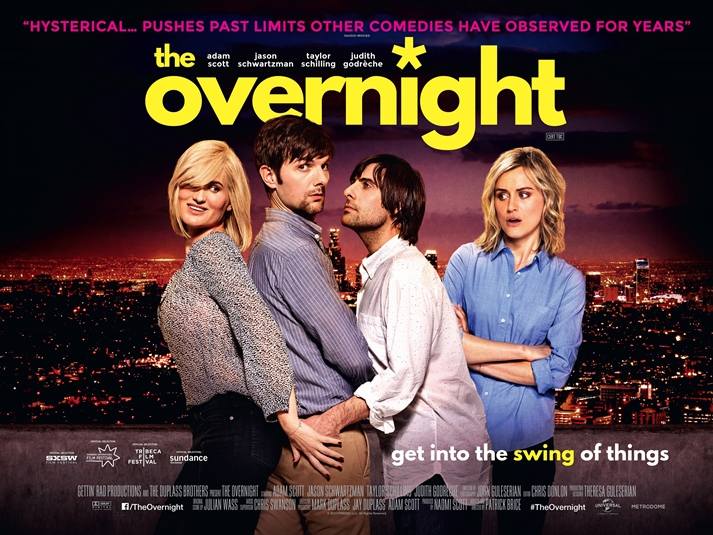 Póster: The Overnight