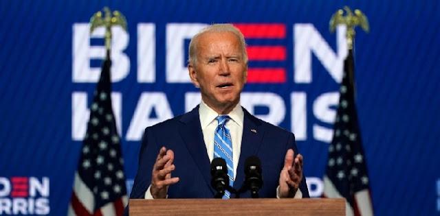 Joe Biden Pecahkan Rekor Perolehan Suara Barack Obama Pada Pilpres 2008