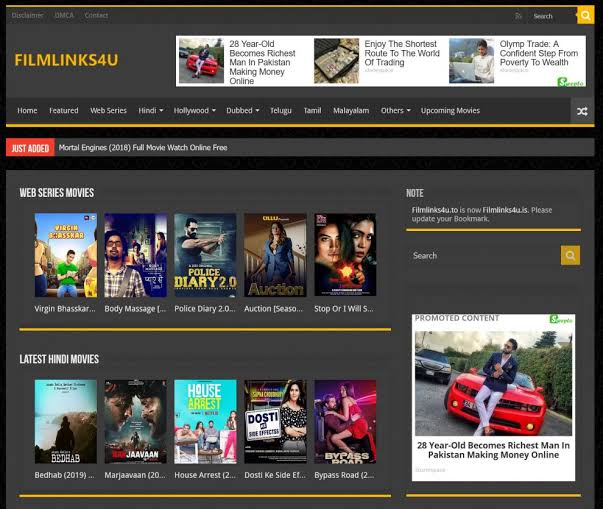 filmlinks4u-2021: Top 10 similar sites to watch movies free online