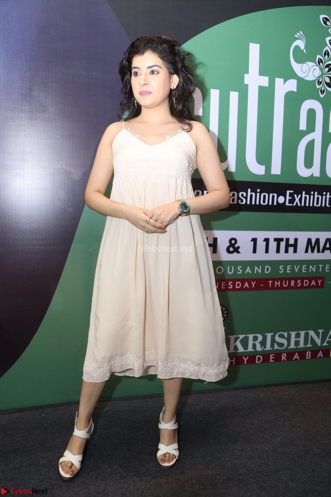 Archana in lovely pale deep neck Evening Gown Spicy Pics ~ CelebsNext Exclusive