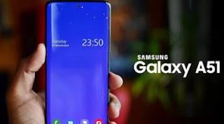 handphone samsung galaxy a51 terbaru 2020