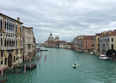 Trip to Venice during Winter Carnival and Christmas
