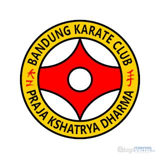 Bandung Karate Club (BKC) Logo vector (.cdr)