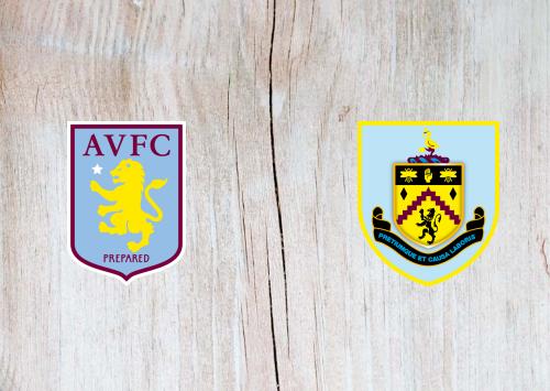 Aston Villa vs Burnley -Highlights 28 September 2019