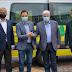 Δωρεά σχολικού λεωφορείου των Ελληνικών Γαλακτοκομείων Α.Ε. στο Ε.Ε.Ε.ΕΚ. Τρικάλων