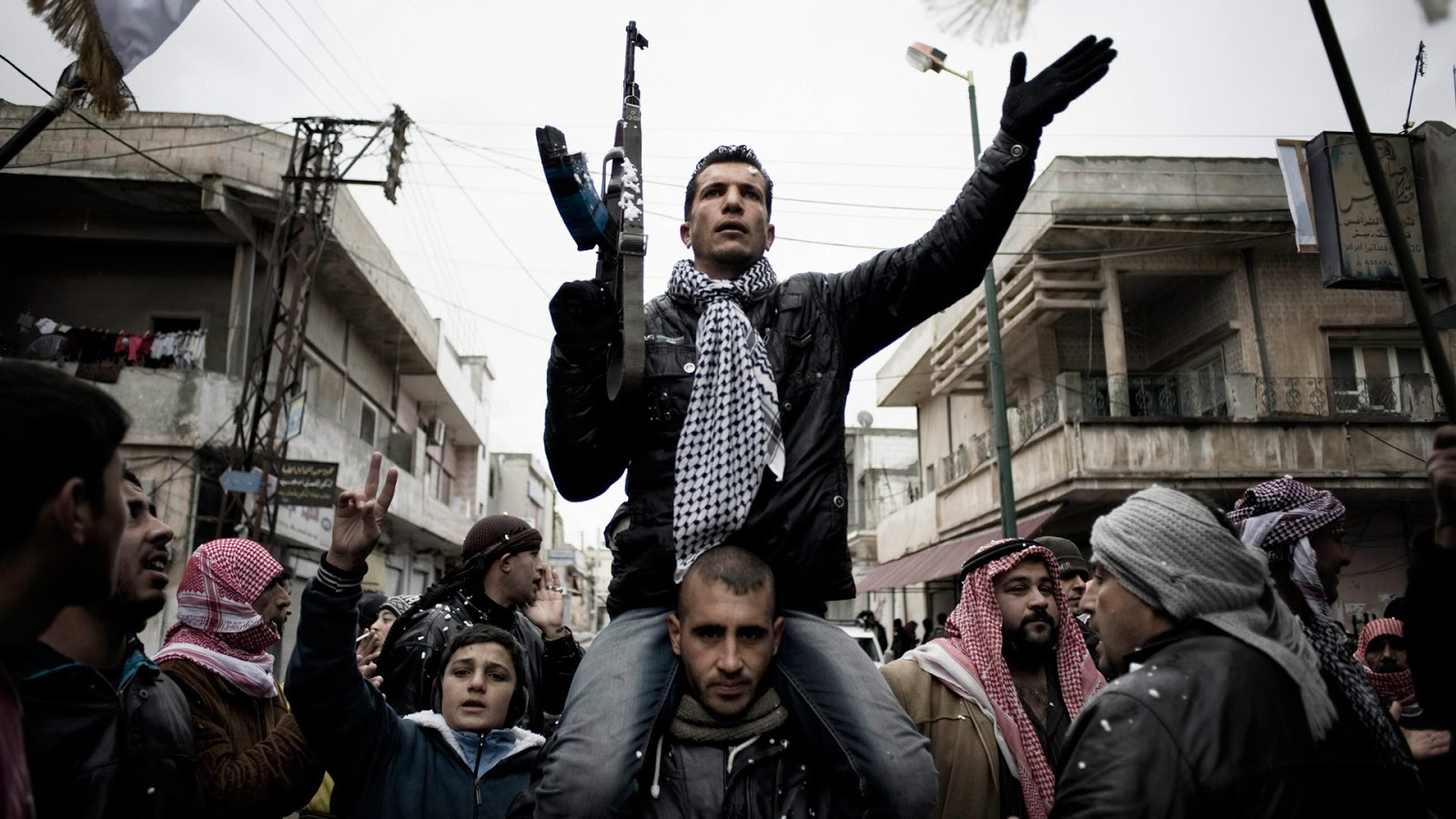 Syrian Civil War Protests | www.imgkid.com - The Image Kid ...