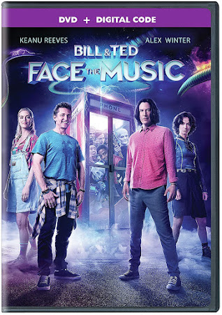 Bill & Ted Face the Music [2020] [DVDR1] [Latino]