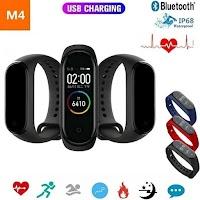 Jam Tangan | Smart Watch | Smartband M4 OLED xiaomi mi band 4