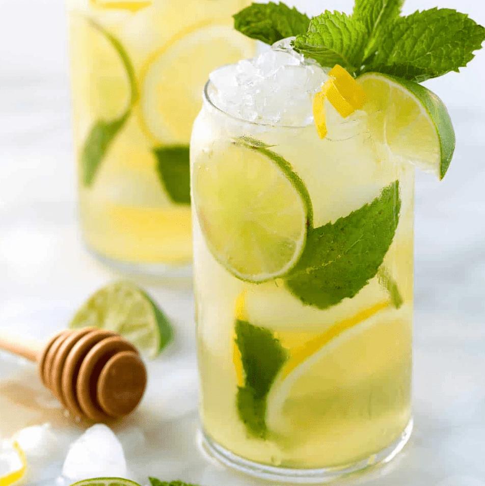 manfaat teh jeruk nipis