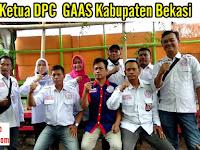 Rapat Pleno Pemilihan Ketua Baru DPC GAAS Kabupaten Bekasi
