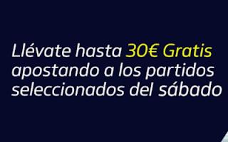 william hill consigue 30€ partidos seleccionados 19-10-2019