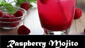 #Yummy #Raspberry #Mojito