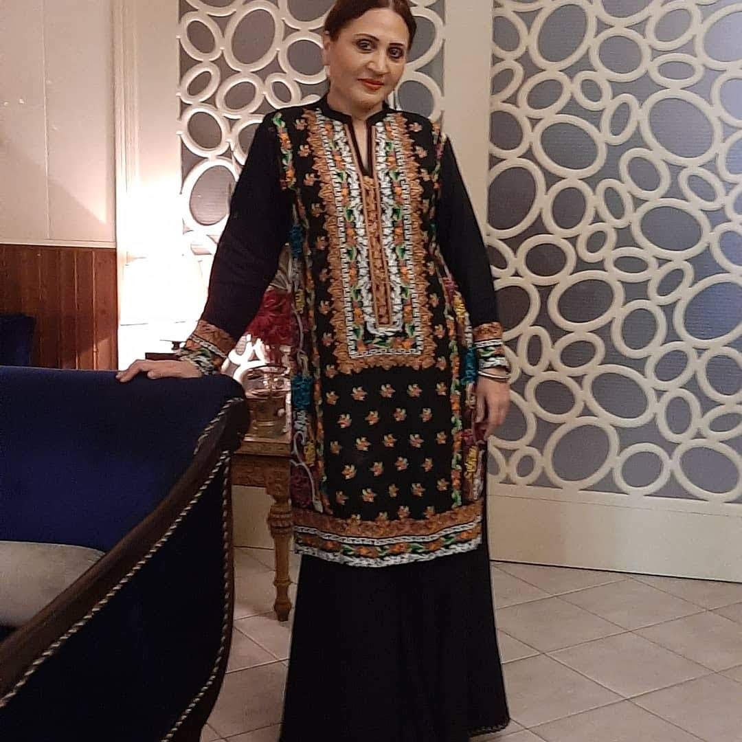 Legendary Actress Asma Abbas Gorgeous New Pictures