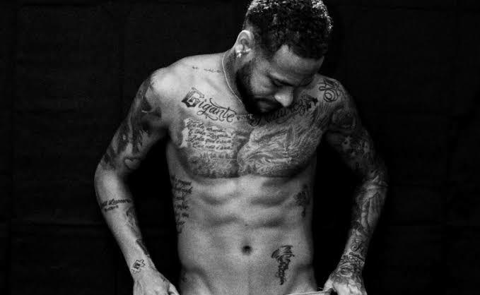 el desnudo de neymar