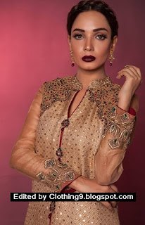 Jeem by Hamza Bokhari Bridal Collection