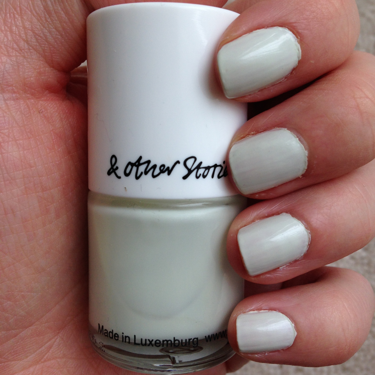 And Other Stories Nail Polish