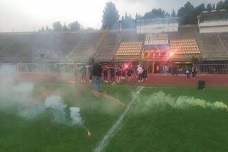Α' ΓΥΝΑΙΚΩΝ : Με βεγγαλικά, μουσική, χορό, σαμπάνιες και φαγοπότι τα κορίτσια της Καστοριάς πανηγύρισαν την παραμονή τους στην Α' Εθνική!!! (ΦΩΤΟ)
