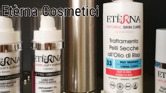 Etèrna Cosmetics Natural Skin Care