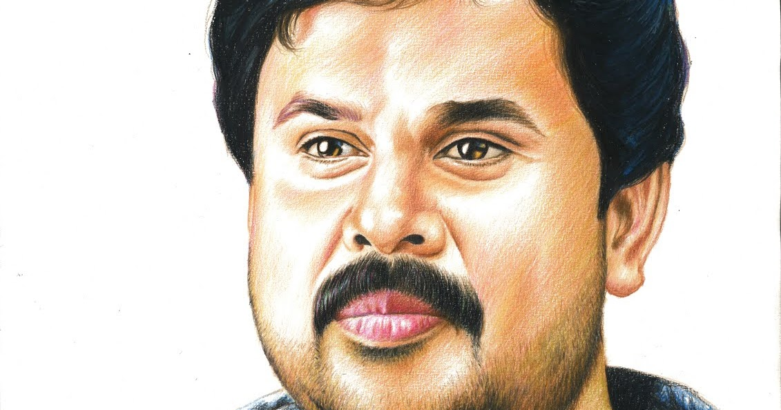 Paintings for sunil damodaran my colour pencil drawing