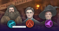 Pick Auror, Magizoologist, Professor, HP Wizards Unite