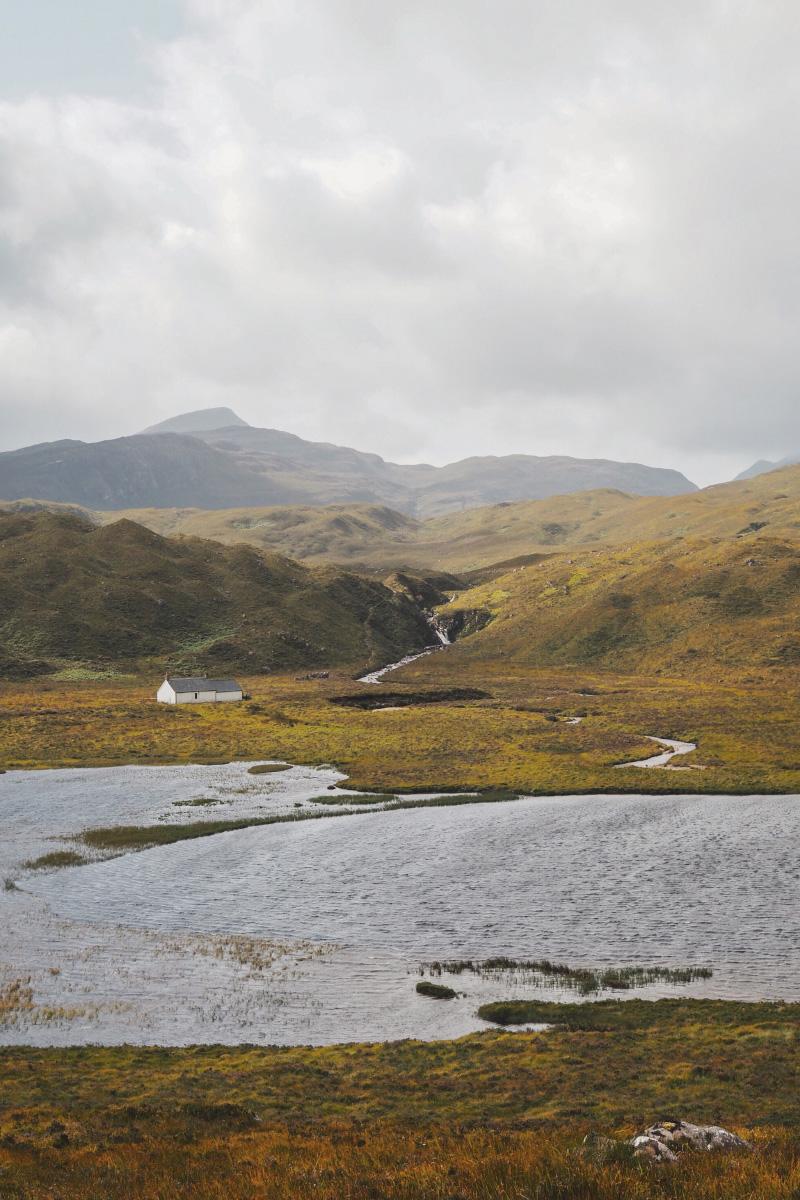 Voyage en Écosse - de la péninsule d'Applecross à la vallée de Torridon