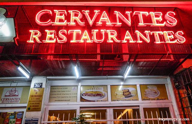 Bar Cervantes, Rio de Janeiro
