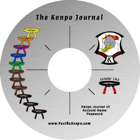 Kenpo has been established in Ireland for decades and has ... |American Kenpo Belt Ranking