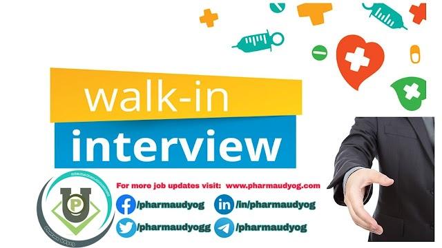Aurigene | Walk-in for synthetic chemistry on 11 Jan 2020 | Pharma Jobs in Pune