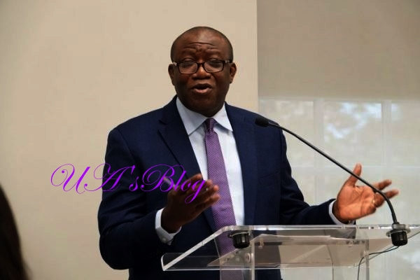 Gov. Fayemi advocates for restructuring, proffers solution to Nigeria's problems