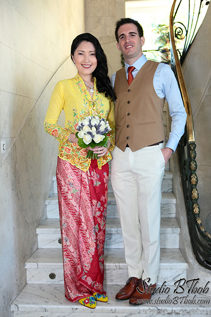 Mariage au Chateau Blanchard