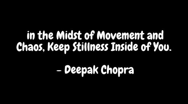 deepak chopra quotes happiness