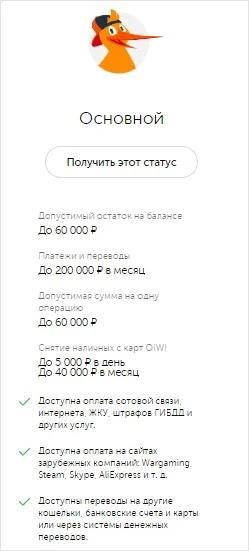Qiwi верификация аккаунта
