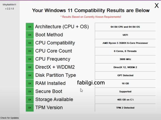Windows 11 Kaldırıp Kaldırmadığını Öğrenme Programı İndir