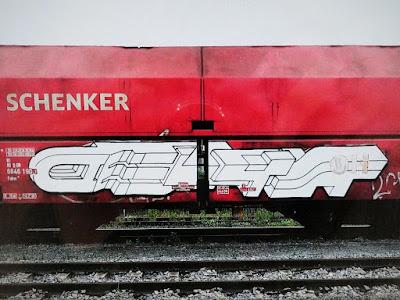 delta graffiti