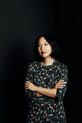 Portrait of writer Jen Sookfong Lee