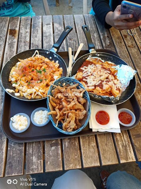 Tempat makan best di Kuantan Pahang Loteng Teluk Cempedak Kuantan