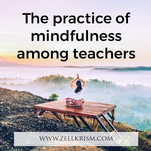 teachers mindfulness