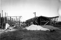 1928 - Construcción de los Andenes