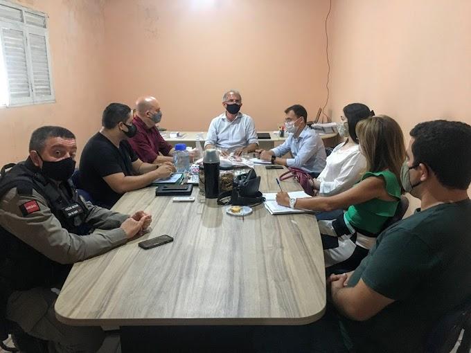 Comitê de Enfrentamento à Covid-19 de Araruna se reúne nesta quinta-feira (03/06)