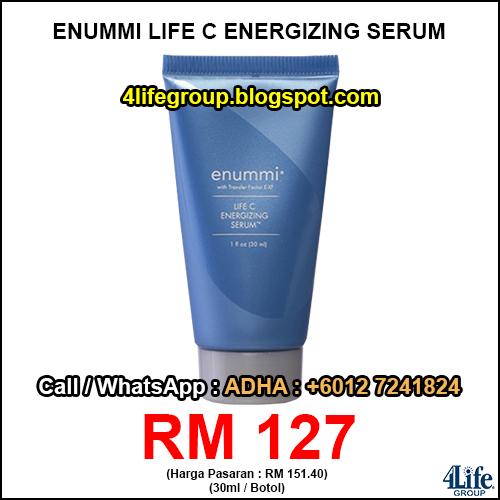 foto 4Life Enummi Life C Energizing Serum