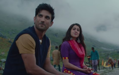 Watch Qaafirana Video Song, Kedarnath Video Song