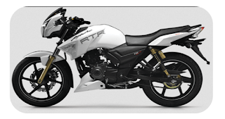 Two Wheeler Vehicle's New Technology RTR 180 Bike