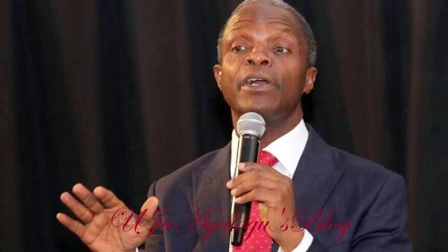 Buhari Is Now Poorer Than He Was In 2015 – Osinbajo
