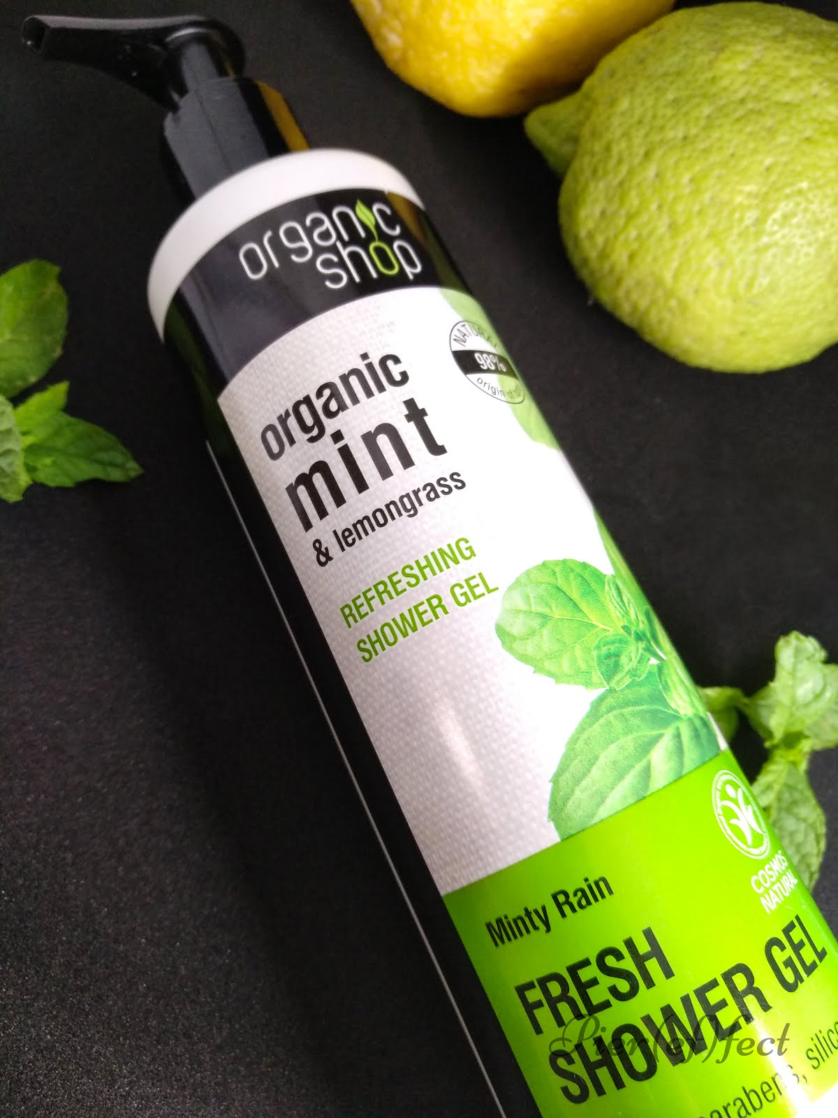 Organic shop docciaschiuma review