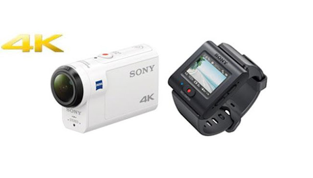 Sony FDR-X3000R: The action-cam 4K stabilized like a boss