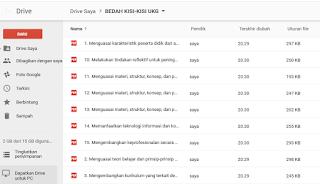 Download Bedah Kisi-Kisi UKG Bagi Guru Sekolah Dasar