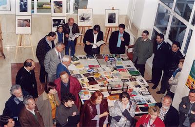 Exposición, IES La Ería, Oviedo