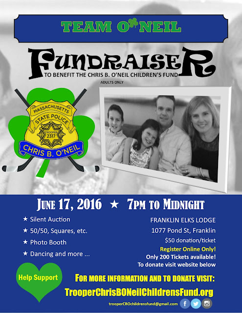 TO BENEFIT THE CHRIS B. O'NEIL CHILDREN'S FUND