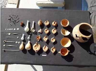 Σημαντικά αρχαιολογικά ευρήματα στη Λαοδίκεια της Φρυγίας